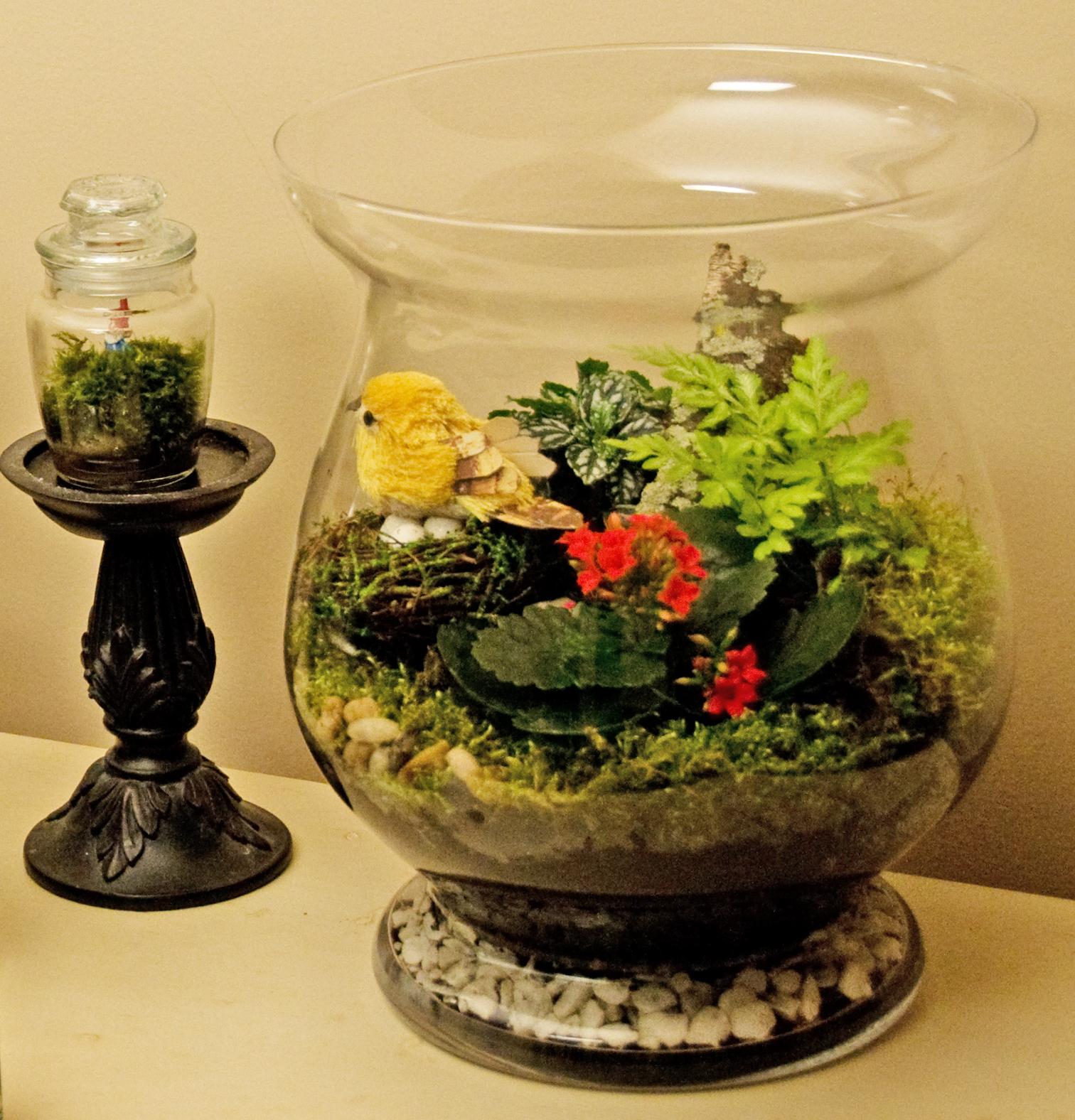 petit oiseau du jaune known gnome homes handful of. Black Bedroom Furniture Sets. Home Design Ideas